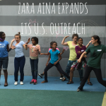 ZARA AINA EXPANDS ITS U.S. OUTREACH